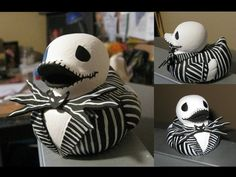 Nightmare Before Christmas Duck by Elentari-Liv.deviantart.com on @deviantART