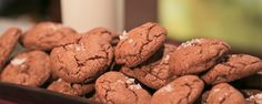 Michael Symon's Chocolate Chocolate Chip Cookies with Sea Salt Recipe | The Chew - ABC.com