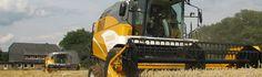 Comia - COMIA RANGE - Combine Harvesters - Products - Sampo-Rosenlew