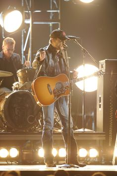 Album of the Year winner Eric Church performing at the 2012 CMA Awards!