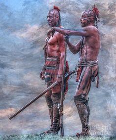Warriors by Randy Steele
