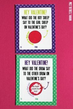 Scratch Off Joke Valentines - seven thirty three
