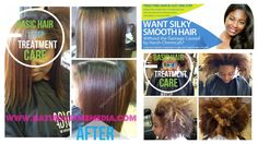 My Second Basic Hair Care One Step Smoothing System Treatment
