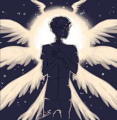 Devilman Crybaby, Cry Baby, List Of Anime Shows, Anime Manga, Anime Art, Humanoid Creatures, Pretty Art, Me Me Me Anime, Satan