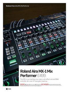 Roland MX-1 Mix Performer - Thomann UK