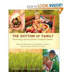 The Rythym of Family, by Amanda Blake Soule: I'd love to nurture a love for the seasons and nature in my kids.... Is this possible while living in a metropolitan area?