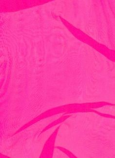 Neon Pink Chiffon