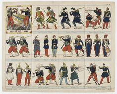 Crimean uniforms