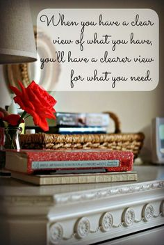 Discover how to find a happy medium between too much clutter and too strict an adherence to decluttering in your home and homeschool.