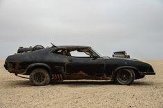mirkokosmos:  Max's Interceptor [1974 XB Ford Falcon Coupe]