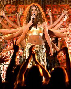 Shakira - Grammy Performances
