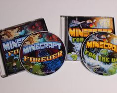 Minecraft For The Win + Minecraft Forever ALBUMS by Phantaboulous