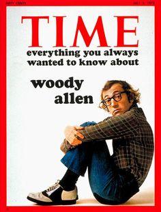 Del 3 de Julio de 1972: Todo lo que quieres saber de Woody Allen