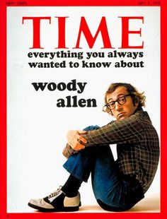 Woody Allen on Time