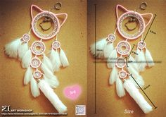 Hello Kitty~ Dream Catchers