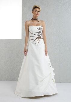 vestido de novia : Vestido de Novia Pia Benelli - AMBROISE
