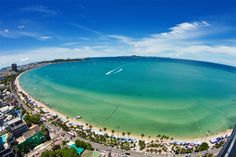 Top beaches in Pattaya — Top 7 most beautiful & best beaches in Pattaya, Thailand - Living + Nomads – Travel tips, Guides, News & Information! Pattaya Thailand, Diving Thailand, Visit Thailand, Bangkok Travel, Thailand Travel, Asia Travel, Travel Tips, Travel Destinations, Travel Ideas