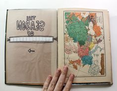 punk projects: Get Messy Thursday- A New Journal