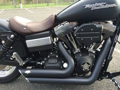 2006 Harley-Davidson® FXDB/I Dyna® Street Bob® (Black Denim), SUMMIT, New Jersey (454210) | ChopperExchange.com