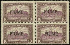 lotto 858 - Fiume - k.10 III tipo