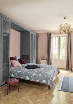 Skandinavisch einrichten im Schlafzimmer