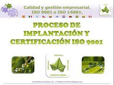 Proceso de implantación y certificación ISO 9001