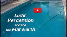 Image result for flat earth pool