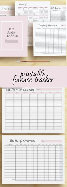 Free Printable Monthly Budget Worksheets Pinterest Printable - how to do a monthly budget spreadsheet