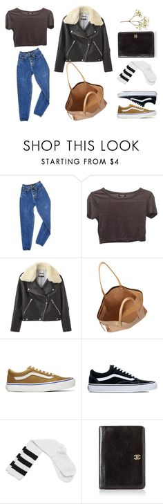 """""""846"""" by overy ❤ liked on Polyvore featuring PèPè, Topshop, Acne Studios, Chloé, Vans, Wet Seal and Chanel"""