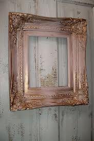 thick ornate frame