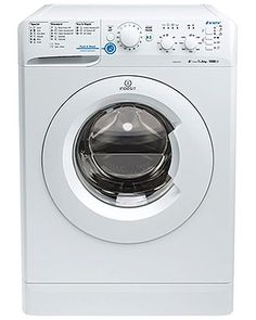This brand new A+ rated washing machine is finished in pure white and comes with 10 years parts, 1 year labour warranty. Features manual controls, good spin and standard drum. Ideal for a single person.