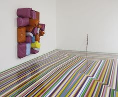 The Modern Institute / Exhibitions / Jim Lambie, Fruitmarket Gallery, Edinburgh, 2014 / Images