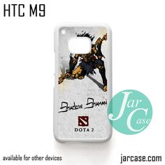 Dota 2 Shadow Shaman Phone Case for HTC One M9 case and other HTC Devices