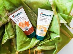 Himalaya's Tan Removal Products!! – TheShazWorld
