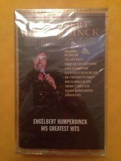 Englebert Humperdinck His Greatest Hits Cassette Brand New Sealed opera