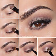"""Makeup """"City Smokey"""" Make-up mit Wayne Goss, The Eye Set Makeup Goals, Love Makeup, Makeup Tips, Makeup Ideas, Makeup Hacks, Gorgeous Makeup, Makeup Tutorials, Jewel Makeup, Dead Gorgeous"""