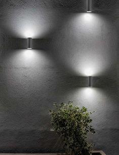 Nova Luce Nero kültéri fali lámpa Greece, Nova, Wall Lights, Led, Modern, Home Decor, Products, Greece Country, Appliques