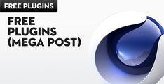 Cinema 4D Free Plugins (Mega Post)