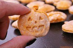 Pumpkin Dog Treats #recipe via Vanessa Bakes http://www.yummly.com/recipe/PUMPKIN-DOG-TREATS-1323280