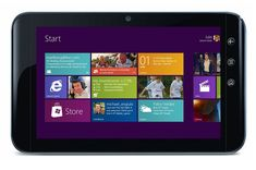 Dell working on Windows 8 tablets