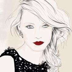 #monicaruf #drawing #drawadot #fashionillustration #illustration