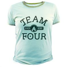 Divergent Team Four T-Shirt