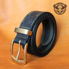Work Belt, Custom Leather, Handmade Leather, Leather Belts, Suspenders, Leather Working, Leather Craft, Loafers, Style