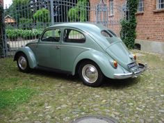 "Volkswagen Käfer 1100 Standard (Brezel) - VW  Typ 11 ""Brezelkäfer"" 1949"