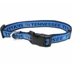 Tennessee Titans Collar Small