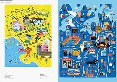 マップマニア -デザイナーのための地図のデザイン- | PIE Books |本 | 通販 | Amazon