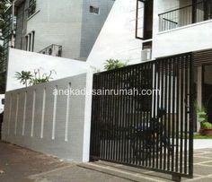desain dan gambar pagar dan pintu besi minimalis modern dan konvensional (1)