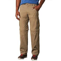 prAna Stretch Zion Convertible Pant - Men's Mud, 35x34 - LEARN ADDITIONAL DETAILS @: http://www.best-outdoorgear.com/prana-stretch-zion-convertible-pant-mens-mud-35x34/