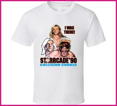 Sting Ric Flair Lugar Retro Wrestling T Shirt Good Quality Brand Cotton Shirt Summer Style Cool Shirts T-Shirt Casual Man Tees