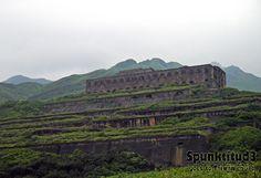 Jingguashi, Taiwan abandoned gold mine
